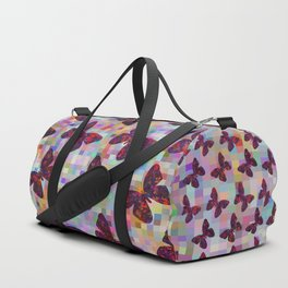 Butterflies 02 Duffle Bag