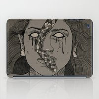 goddess iPad Cases featuring Goddess by MOBERG DESIGN