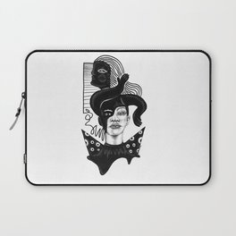 Evil on Your Mind 02 Laptop Sleeve