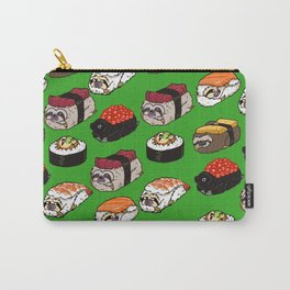 Sushi Sloth Carry-All Pouch