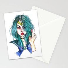 Frances bean / This is water  Stationery Cards