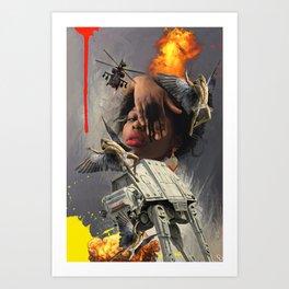 58 Art Print