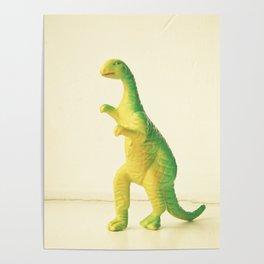 Dinosaur Attack Poster