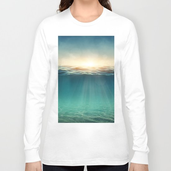 Sea Sunshine Long Sleeve T-shirt