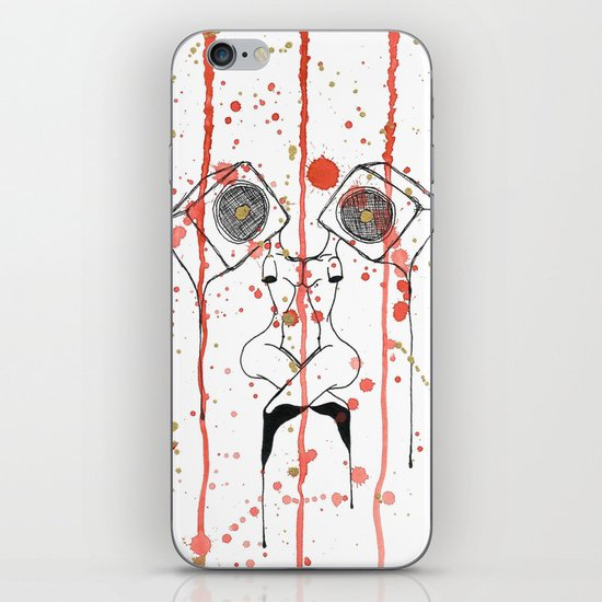 Loud iPhone & iPod Skin