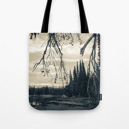 Pine Trees 5 Tote Bag