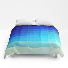 Abstract Deep Water Utukku Comforters