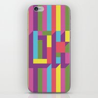 kim sy ok iPhone & iPod Skins featuring OK by The Good Press
