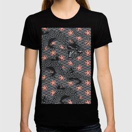 Hidden Dragon / Oriental dragon design T-shirt