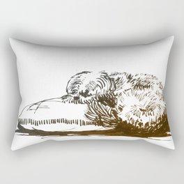 Little Shih Tzu Rectangular Pillow