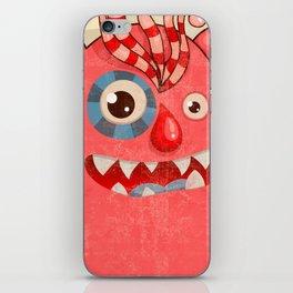 Monster-01 iPhone Skin