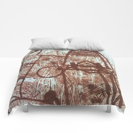 Etched Comforters