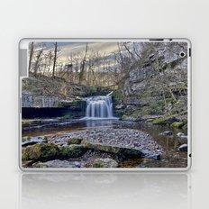 West Burton Falls Laptop & iPad Skin