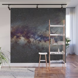 The Milky Way: from Scorpio, Antares and Sagitarius to Scutum and Cygnus Wall Mural