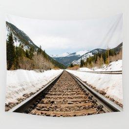 Colorado Railway Wall Tapestry