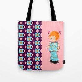 little miss mink Tote Bag