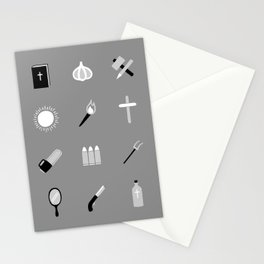 Monster Survival Guide Stationery Cards