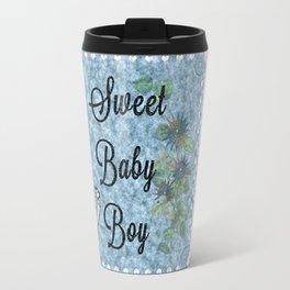Sweet Baby Boy Travel Mug
