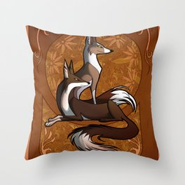The Regal Ones Throw Pillow