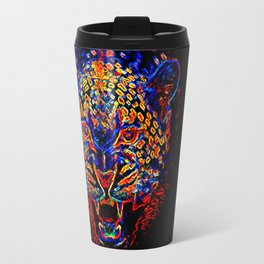Electric Tiger Travel Mug