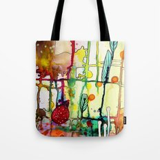 the mama (bright) Tote Bag