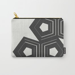 Abstract Pattern Polygon #society6 #decor #buyart Carry-All Pouch