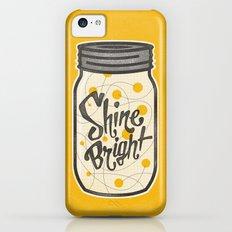 Fireflies iPhone 5c Slim Case