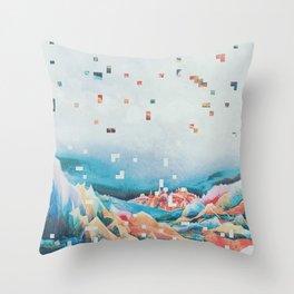 NXTA Throw Pillow