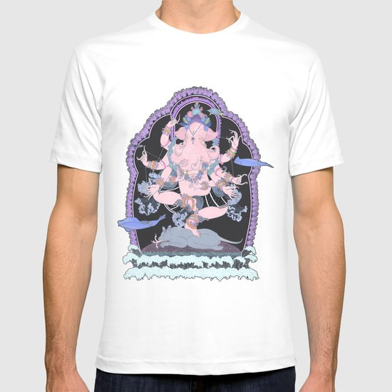 Long Lines Block the Path to Enlightenment T-shirt