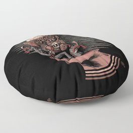 Chacmool Floor Pillow