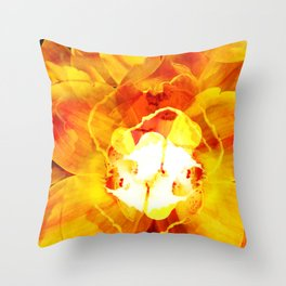 Vile Vortices 2 Throw Pillow