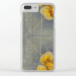 Unworminess Design Flowers  ID:16165-110353-84671 Clear iPhone Case