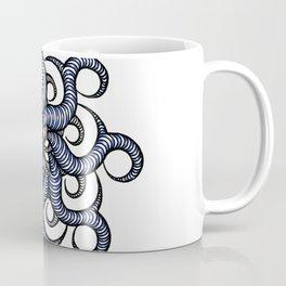 Reverse in blue Coffee Mug