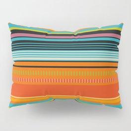 Mexican Stripes 2 Pillow Sham