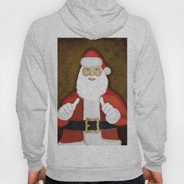 Thumbs (the Santa Claus edition) Hoody