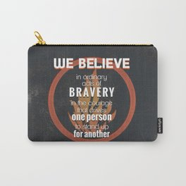 Dauntless Manifesto Carry-All Pouch