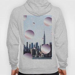 pastell skyline Hoody