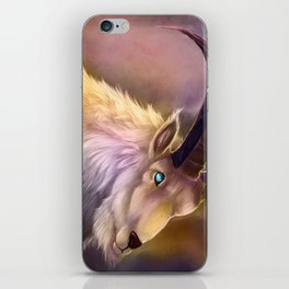 Goat iPhone Skin