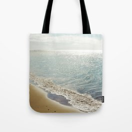 beauty and the beach Tote Bag