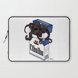 Cthulhu Cigarettes Laptop Sleeve