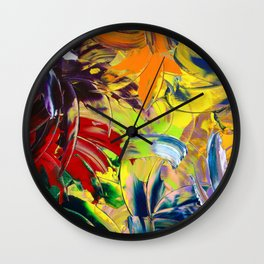 gravity unbound Wall Clock