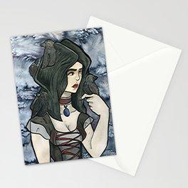 Ravens Land Stationery Cards