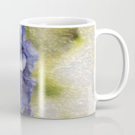 Pebbled Petals Coffee Mug