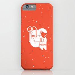 The Cosmonaut iPhone Case