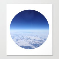Telescope 12 space Canvas Print