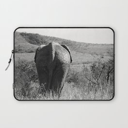 Elephant in Africa Laptop Sleeve