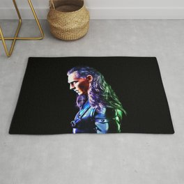 Loki - A Study In Perfection III Version Two Rug