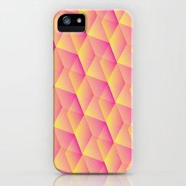 Lemon Drop Pattern  iPhone Case