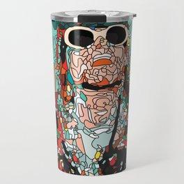 Maybe Just Happy Travel Mug