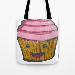 Happy Cupcake Tote Bag